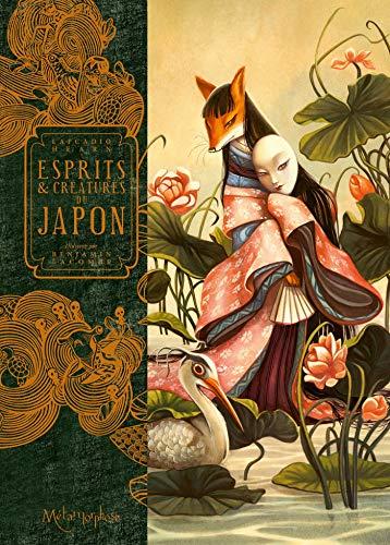 Esprits & Créatures du Japon (Esprits et créatures du Japon) (French Edition)