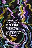 Fundamentos de investigación en psicología (GRADO)