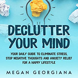 Declutter Your Mind audiobook cover art