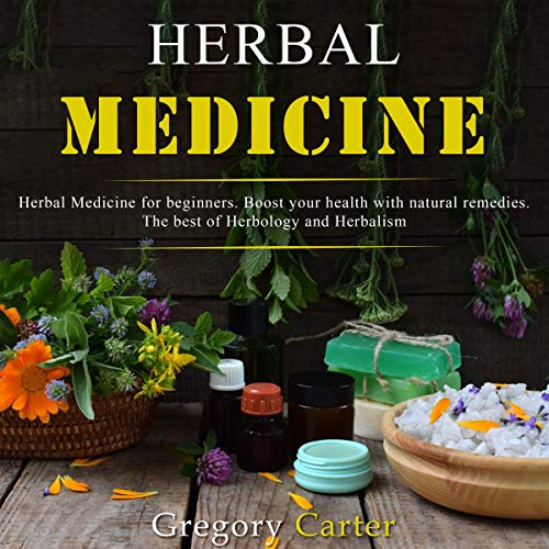 Herbal Medicine: Herbal Medicine for Beginners Titelbild