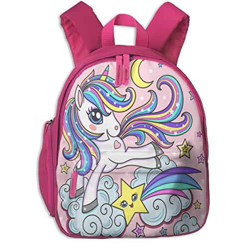 Kids Backpacks Cute Unicorn Kawaii Cute Backpacks For Teen Girls Backpacks For School Little Kid Book Bag For Preschool Kindergarten Elementary Durable Roomy Pockets 12inch