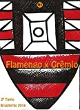 Flamengo x Grêmio: Brasileirão 2016/2º Turno (Campanha do Clube de Regatas do Flamengo no Campeonato Brasileiro 2016 Série A Livro 21) (Portuguese Edition)