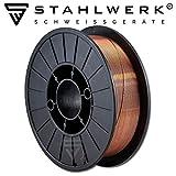 STAHLWERK MIG/MAG welding wire Ø 0,8...