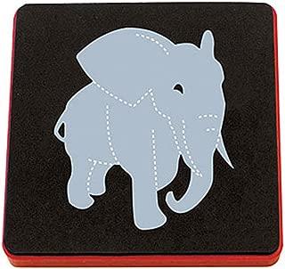 Sizzix A10138 Bigz Die, Elephant