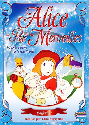 Coffret Alice aux Pays des Merveilles, vol. 1