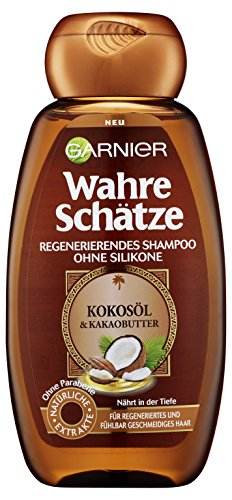 Garnier vero Tesori Olio di Cocco Shampoo, confezione da (6X 250ML)