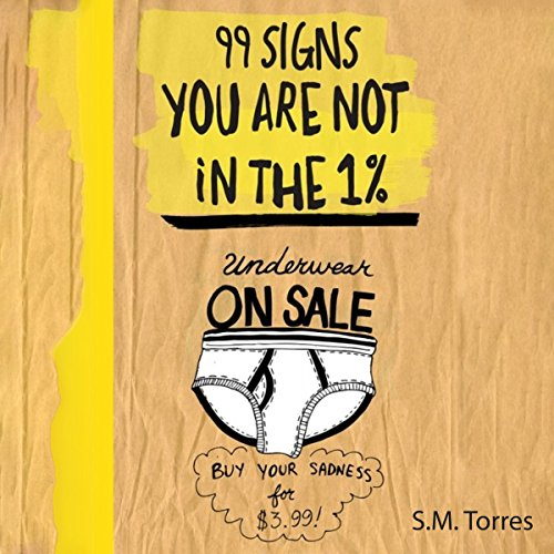 99 Signs You Are Not in the 1% audiobook cover art
