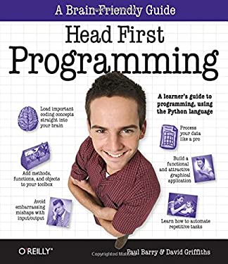 Head First Programming: A learner's guide to programming using the Python language