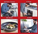 Zoom IMG-2 lagostina ingenio essential wok alluminio