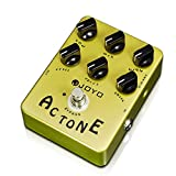 JOYO AC Tone Amp Simulator Pedal of AC30 Vintage Tube Amplifier British Rock Distortion Sound for Electric Guitar Effect Bypass (JF-13)