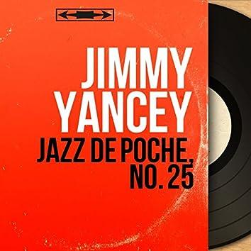 Jazz de poche, no. 25 (Mono version)
