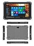 hidon Tablet PC 8' resistente con 3G y GPS IP68Tablet PC Industrial Windows Robusto