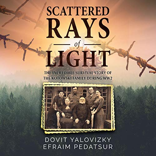 Scattered Rays of Light cover art
