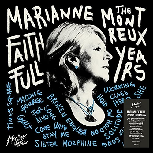 Marianne Faithfull The Montreux Years (180 Gr.)