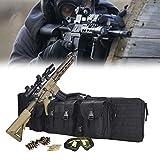 ZPCSAWA Bolsa para Rifle Funda, Funda De Almacenamiento para Escopeta, Bolsa Larga para Armas Brinda Una Excelente Protección para Sus Armas contra Rasguños, Caídas Y Remojos