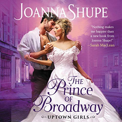 The Prince of Broadway  By  cover art