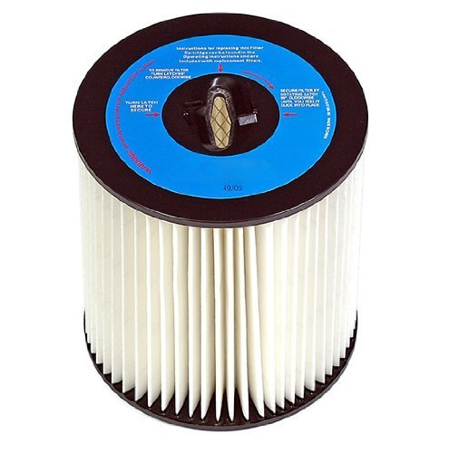 Generic Replacement Filters for Central Vacuum Made To Fit Dirt Devil