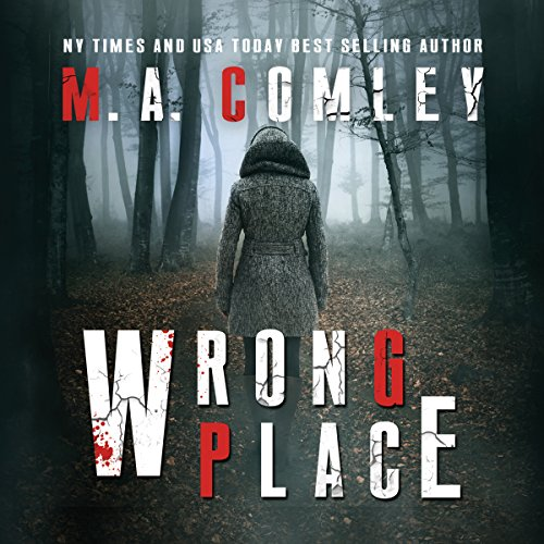 Wrong Place audiobook cover art