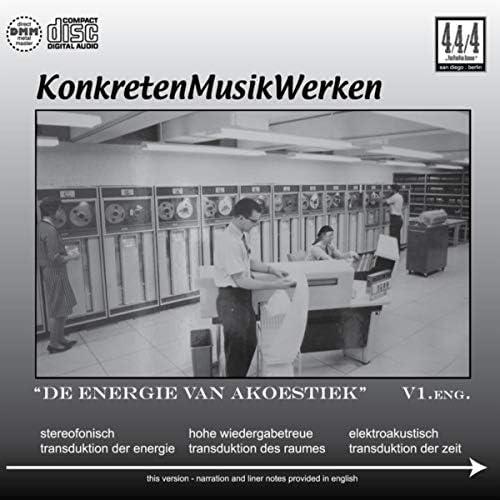 Konkretenmusikwerken