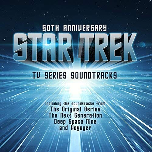 Star Trek - 50th Anniversary - TV Series Soundtracks (Vinyl LP)