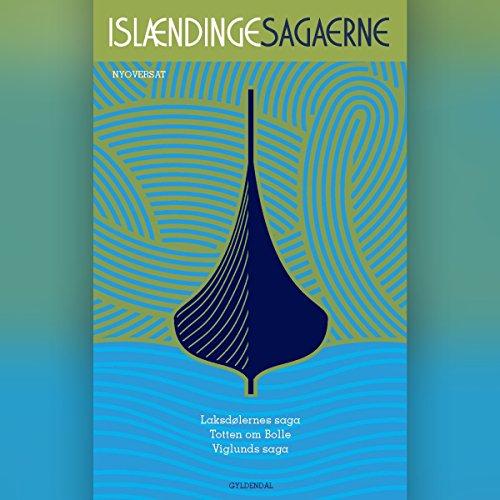 Laksdølernes saga audiobook cover art