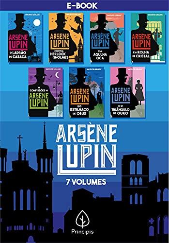 Box Arsène Lupin Vol. I - 7 Livros