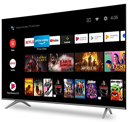 Vu Smart Android LED TV