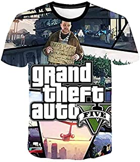 Amazon.es: camiseta gta 5