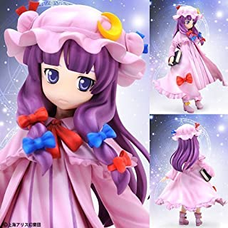 Touhou Project Large Library Patchouli No-Ledge (1/8 Scale PVC Painted Finished Product)
