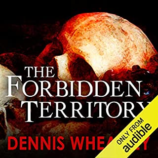 The Forbidden Territory audiobook cover art