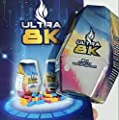 Ultra 8k Lipo Blue, Dietary Supplement Fat a Buner, Effective Process in Weight Loss, Greater Fat Breakdown in Our Body, 30 Capsules
