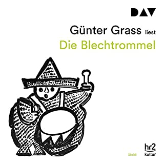 Die Blechtrommel                   By:                                                                                                                                 Günter Grass                               Narrated by:                                                                                                                                 Günter Grass                      Length: 28 hrs     1 rating     Overall 5.0