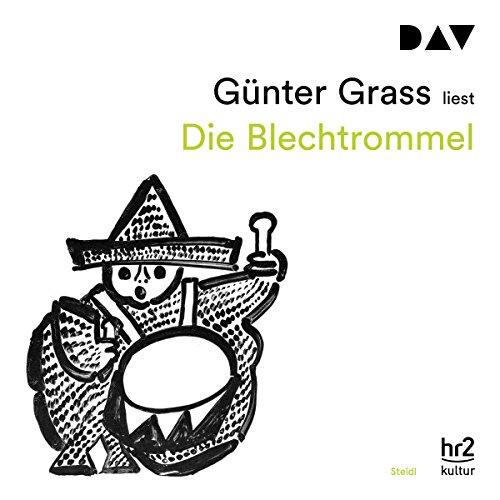 Die Blechtrommel audiobook cover art