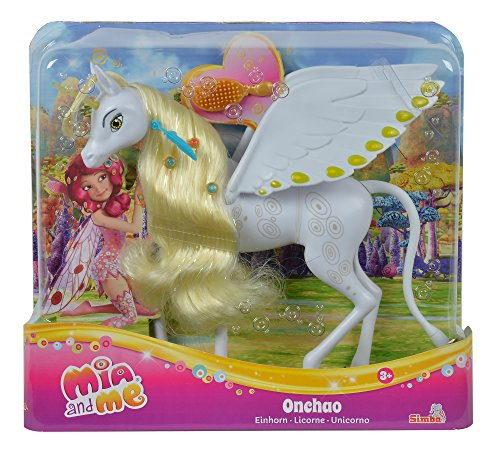 Simba 109480093 Mia and Me Unicorn New Version Onchao