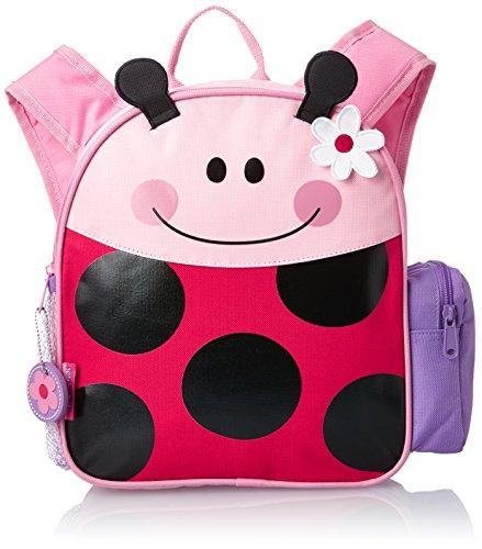 Stephen Joseph Mini Sidekick Backpack Mochila Infantil 28 Centimeters 2 Rosa (Multi)