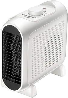 Calentador Calentador Portátil Plano / Vertical De 1800 W Con 2 Configuraciones De Calor Y Configuración De Aire Frío, Ideal Para Habitaciones Pequeñas Con Protección Contra Sobrecalentamiento
