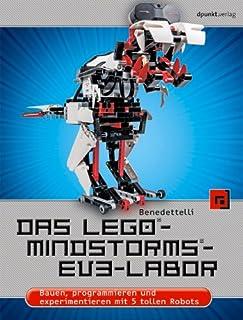 Das LEGO®-MINDSTORMS®-EV3-Labor: Bauen, programmieren und experimentieren mit 5 tollen Robots (3864901529) | Amazon price tracker / tracking, Amazon price history charts, Amazon price watches, Amazon price drop alerts