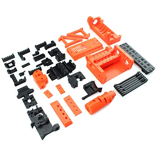 Aibecy Material Printed, Parts with Scrapers Compatible with PETG Prusa i3 MK3S MK2.5S MMU2S DIY 3D Printer Accessories