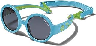 Mausito - Gafas de sol Bebés niña & niño 1-2 años I FLEXIBLES gafas de sol para niños con banda ajustable I 100% PROTECCIÓN UV I Gafas de sol infantiles de Goma resistente I Ultralivianas