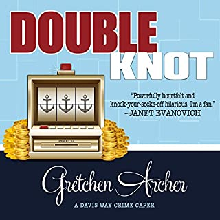 Double Knot audiobook cover art