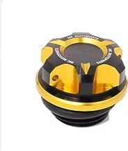 MC MOTOPARTS T-Axis Gold CNC Oil Filler Cap For Triumph Sprint ST +Daytona 675+Speed Triple 1050 +Speed Triple T955 T509