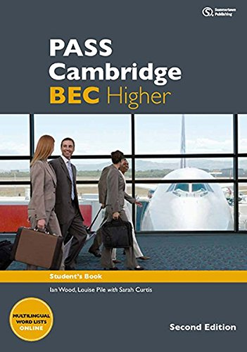 PASS Cambridge BEC Higher, Student's Book mit 2 Audio-CDs (2nd Edition)