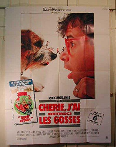 Chérie J'Ai Retreci Les Gosses - Affiche Pliée - 116X158Cm Affiche / Poster