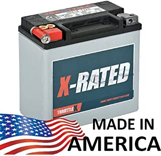 ADX14 - Replacement Motorcycle Battery UPGRADE