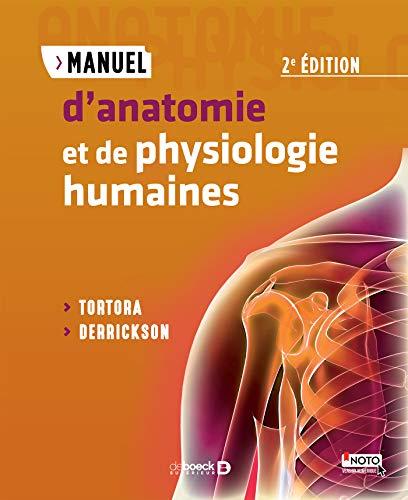 Manuel d'anatomie et de physiologie humaines 2ed