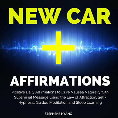 New Car Affirmations audiobook cover art