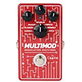 Caline Multimod Digital Guitar Pedal - CP-506 Multimod – Modulation Multi tool Digital Effect Pedal