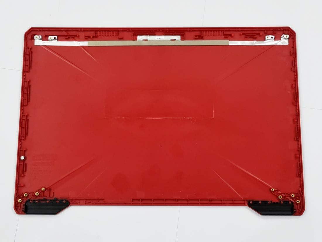 Reemplazo para ASUS FX80 FX80G FX80GD Fx504 FX504G FX504GD FX504GE tapa superior tapa tapa trasera y bisagras