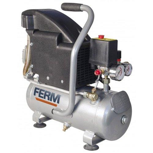 FERM compressor 750 W – 1,1 HP – max. 8 bar.