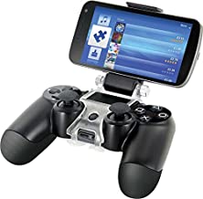 Phone Clip Clamp Holder fits iPhone/Android Smart Mobile Phone for Sony Playstation 4 PS4 Dualshock Controller